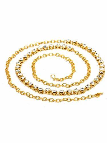 Waist Belt Gold Plated Belly Chain