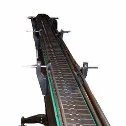 Apron Hinge Type Perforated Slat Conveyors