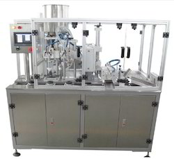 Automatic Tube Filling Sealing Machines