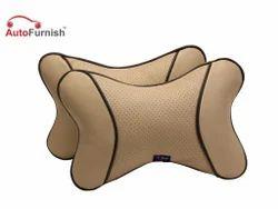 Autofurnish Premium Car Pillow Neck Rest - 5 Colors (Set of 25)