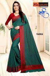 Neymar Sakshi Cotton Designer Good Looking Saree Trader In Surat