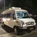 12 Seater Tempo Traveller On Rent In Pune, Maharashtra