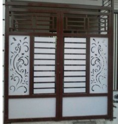 Iron Decorative Fancy Gate for Home