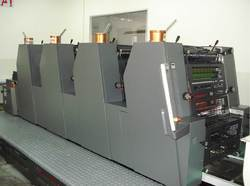Industrial Printing Machines