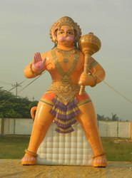 30 feet Hanuman Ganesha Giant Inflatable Balloon