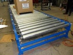 Chain Driven & Motorized Roller Conveyor