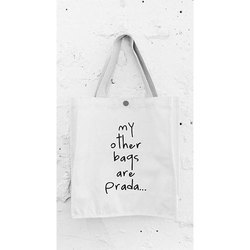 Canvas Washable Bag