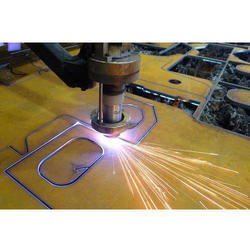 Plate Profile Cutting Service, Ahmedabad, Thickness: Not Specified