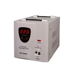 Automatic Voltage Stabilizer, Current Capacity: Vary