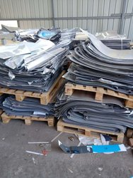 99% Aluminum Plates Scrap, For Melting, Size: 0.3mm