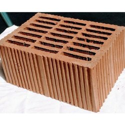 Outside Wall Perforated Bricks