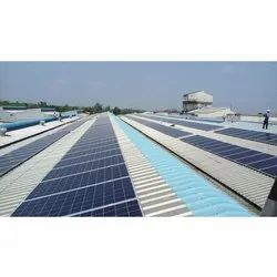 500kW Rooftop Solar Panel Installation Service, For Industrial