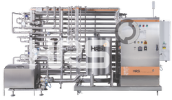 Pulp Pre Heater Pasteurizer, for Vegetable Pulp Processing
