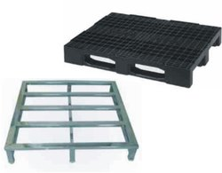 Plastic/M.S./Two Way/Four Way Pallet
