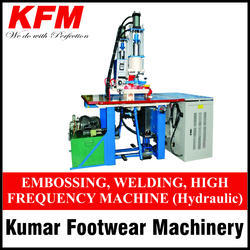 Semi-Automatic Embossing Welding High Frequency Machine, 0.25