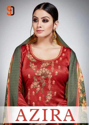 4b217270d8e4 Shraddha Designer Azira Patiyala Salwar Suit at Rs 650  piece ...