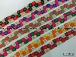 Fancy Sequence Lace E1313