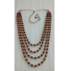 Groom Wedding Mala