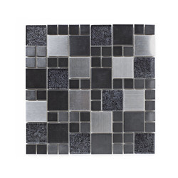 Metal Mosaic Tile For Interior