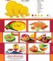 Printed Melamine Dinner Set