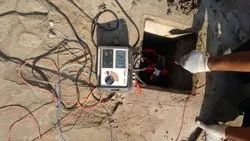 Earthing System Study, On Site