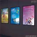 Slim LED Display