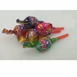 Round 11 Gram Whistle Fruit Lollipop, Packaging Type: Pouch and Plastic Jar