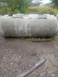 RCC septic tank