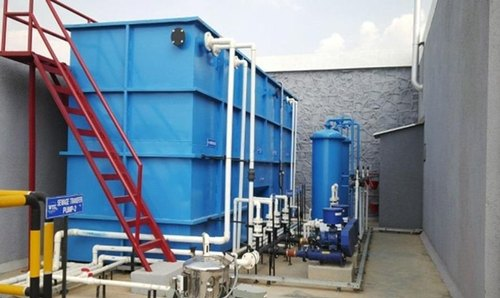 Sewage Treatment Plant Conventional