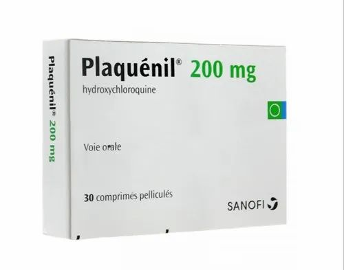 plaquenil and hydroxychloroquine tab