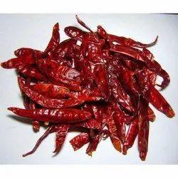 Kapoori Stemless Dried Red Chilli