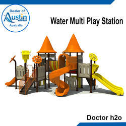 Yellow Water Multiplay stations, For Amusement Park