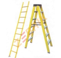 FRP Industrial Ladder