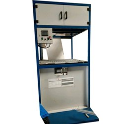 Single Phase Plexware Paper Pleating Machine