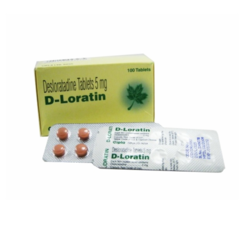 D Loratin Tablet