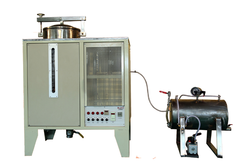 80 LTR Solvent Distillation Unit