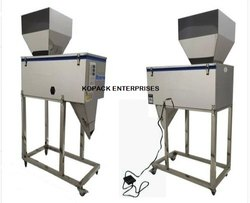 Powder Granule Filling Machine