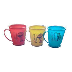 Plastic Cups, Capacity: 80 Ml