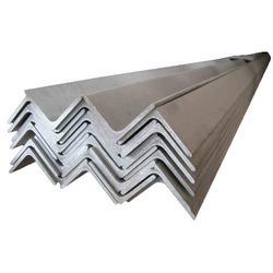 V Shaped Stainless Steel Angle