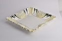 Enameled Fruit Tray Square Size Small