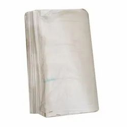 White & Cream Grey Polyester Cotton Polyester Plain Fabric