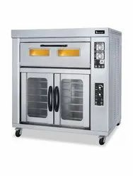 Deck Oven With Proofer