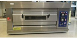 Riddhi Single Phase Bakery Gas Oven Small Size