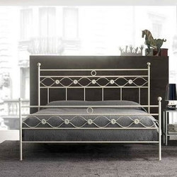 304 Stainless Steel Bed