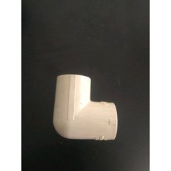 90 Degree UPVC Pipe Elbow, for Structure Pipe, Size: 1/2 inch