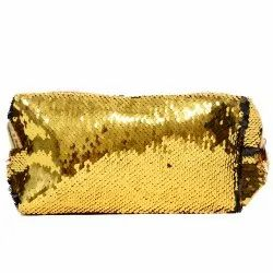 Sequins cosmetic pouch for girls women