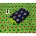 Ladies Embroidered Silk Saree