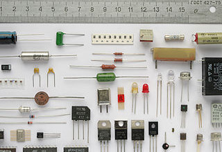 Stocklot Of Electronic Components - Amtron Electronic Devices