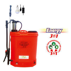 Battery Sprayers- Energy 3 In1