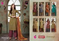 Khushika Fancy Printed Salwar Suit